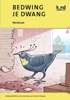 Afbeeldingen van Bedwing je dwang Werkboek
