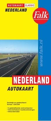 Afbeeldingen van Autokaart Nederland Classic