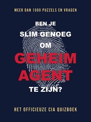 Afbeeldingen van Ben je slim genoeg om geheim agent te zijn?