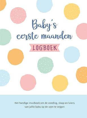 Afbeeldingen van Baby's eerste maanden logboek