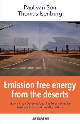 Afbeeldingen van Emission free energy from the deserts