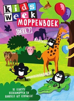Afbeeldingen van Kidsweek Kidsweek Moppenboek