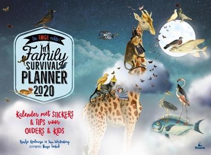Afbeeldingen van De family survival planner 2020
