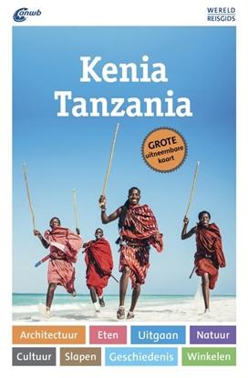 Afbeeldingen van ANWB Wereldreisgids Kenia, Tanzania Wereldreisgids