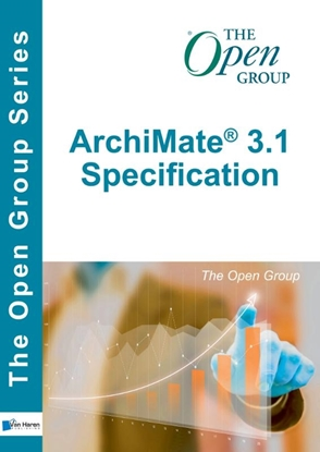 Afbeeldingen van Open Group Series ArchiMate® 3.1 Specification