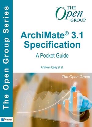 Afbeeldingen van Open Group Series ArchiMate® 3.1 Specification