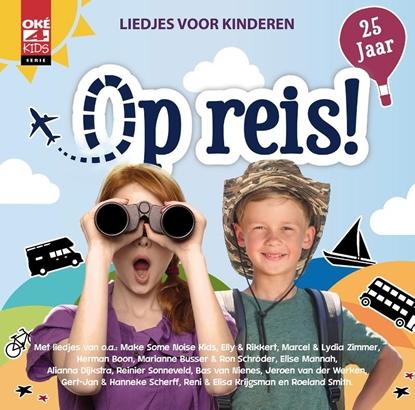 Afbeeldingen van Oké4Kids cd Serie Op reis!