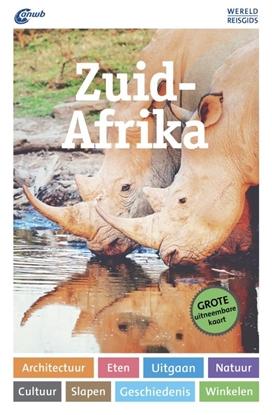 Afbeeldingen van ANWB wereldreisgids Zuid Afrika