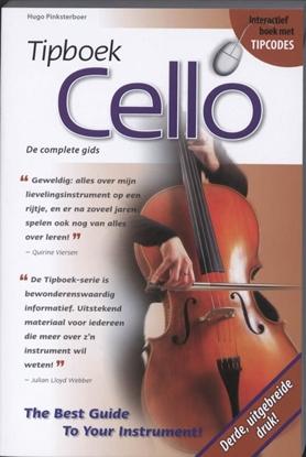 Afbeeldingen van Tipboek Cello