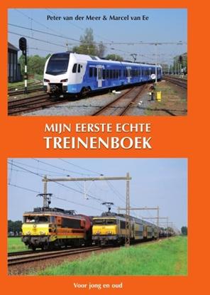 Afbeeldingen van Mijn eerste echte treinenboek