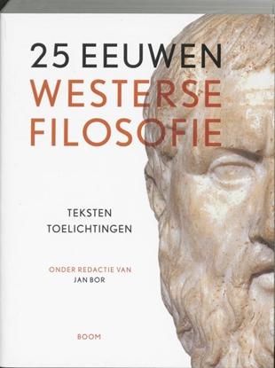 Afbeeldingen van 25 eeuwen westerse filosofie