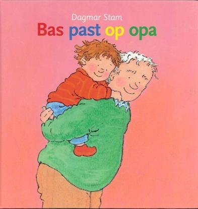 Afbeeldingen van Bas Bas past op opa