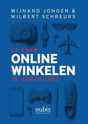 Afbeeldingen van 25 jaar online winkelen in Nederland