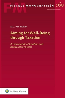 Afbeeldingen van Aiming for Well-Being through Taxation
