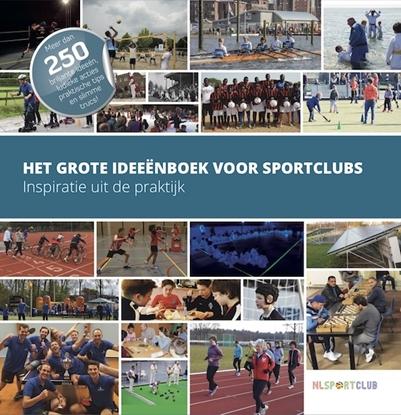 Afbeeldingen van Het grote ideeënboek voor sportclubs