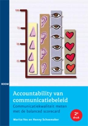 Afbeeldingen van Accountability van communicatiebeleid