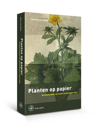 Afbeeldingen van Planten op papier