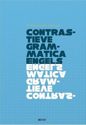 Afbeeldingen van Contrastieve grammatica Engels