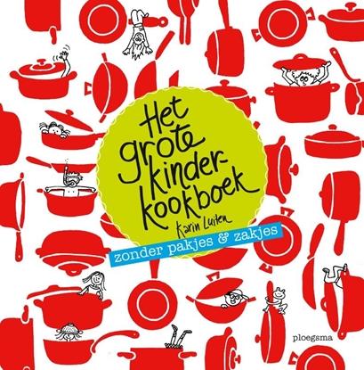 Afbeeldingen van Het grote kinderkookboek