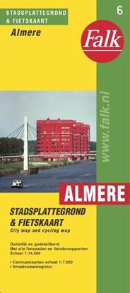 Afbeeldingen van Almere plattegrond