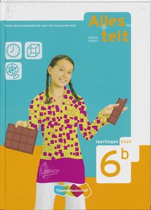 Afbeeldingen van Alles telt 6b Leerlingenboek