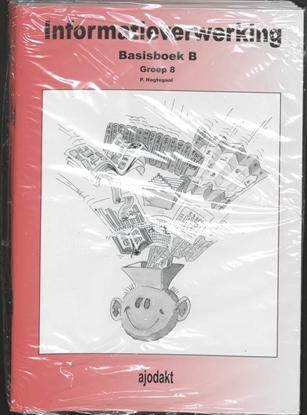 Afbeeldingen van Informatieverwerking set 5 ex Groep 8 Basisboek B