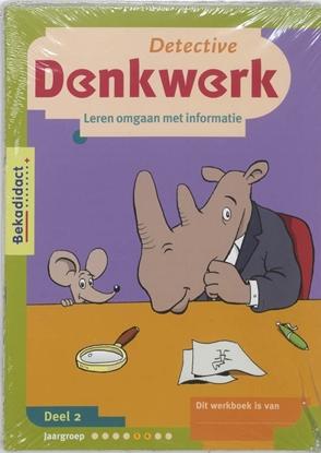 Afbeeldingen van Detective Denkwerk set 5 ex 2 Werkboek