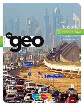Afbeeldingen van De Geo 2 vmbo-t/havo Lesboek