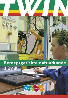 Afbeeldingen van TWIN Beroepsgerichte natuurkunde 2 B&W Leerlingenboek