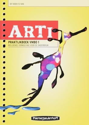 Afbeeldingen van Arti Praktijkboek 1 vmbo