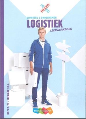 Afbeeldingen van MIXED Logistiek BB/KB/GL Leerjaar 3 & 4 Leerwerkboek