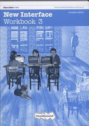 Afbeeldingen van New Interface Bluelabel Vwo Workbook 3