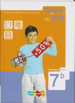 Afbeeldingen van Alles telt 7B Leerlingenboek