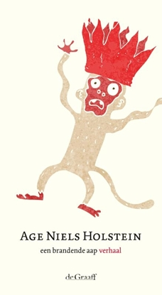 Afbeeldingen van Een brandende aap