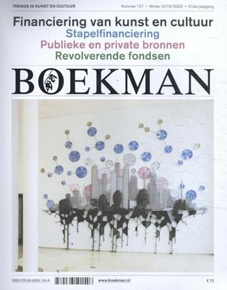 Afbeeldingen van Boekman De financiering van kunst en cultuur