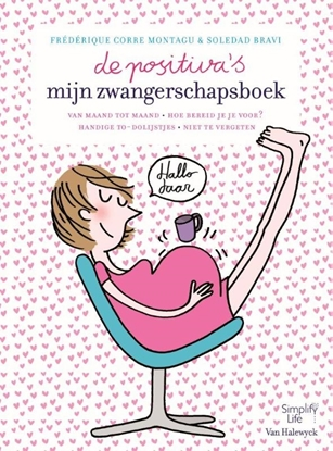Afbeeldingen van De positiva's Mijn zwangerschapsboek