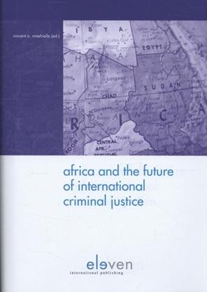 Afbeeldingen van Africa and the future of international criminal justice
