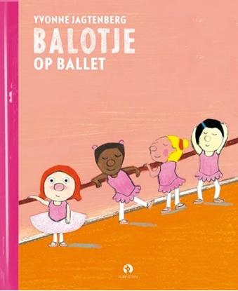 Afbeeldingen van Blinkend Boekje Balotje op ballet