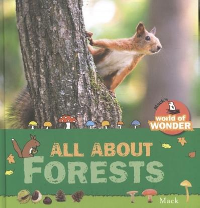 Afbeeldingen van All About Forests
