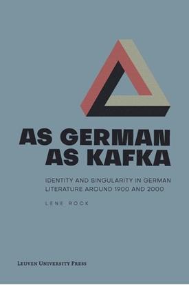 Afbeeldingen van As German as Kafka