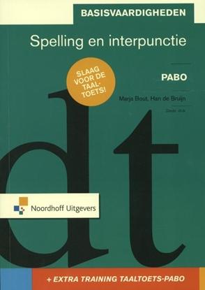 Afbeeldingen van Basisvaardigheden spelling en interpunctie