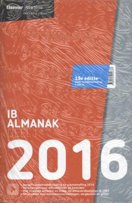 Afbeeldingen van IB Almanak deel 1 2016
