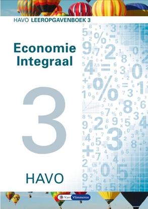 Afbeeldingen van Economie Integraal havo Leeropgavenboek 3