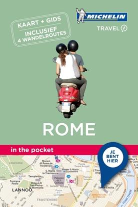 Afbeeldingen van Michelin in the pocket Rome