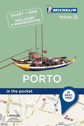Afbeeldingen van Michelin in the pocket Porto