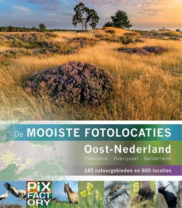 Afbeeldingen van De mooiste fotolocaties Oost-Nederland