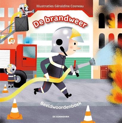 Afbeeldingen van De brandweer - Beeldwoordenboek