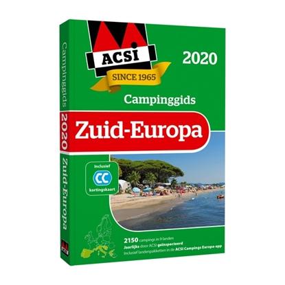 Afbeeldingen van ACSI Campinggids ACSI Campinggids Zuid-Europa 2020
