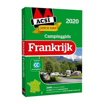 Afbeeldingen van ACSI Campinggids ACSI Campinggids Frankrijk 2020
