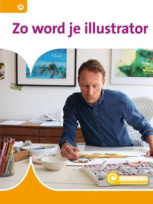 Afbeeldingen van Informatie Zo word je illustrator